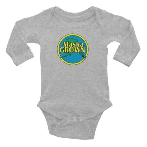 Alaska Grown Onesie