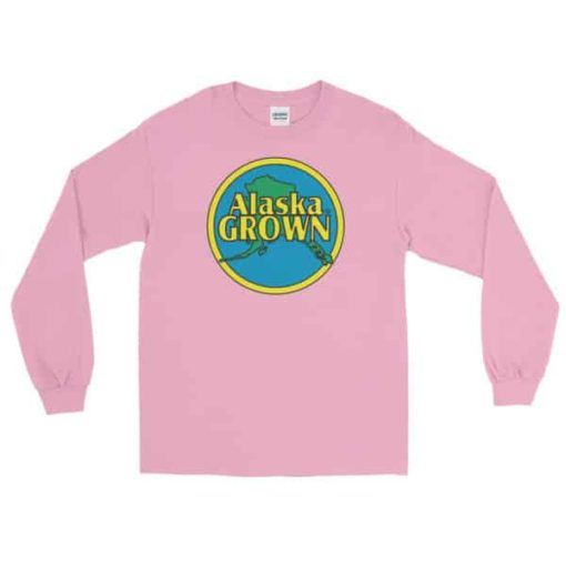 Alaska Grown Long Sleeve T-Shirt