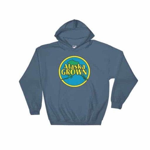 Alaska Grown Hoodie Sweatshirt