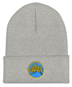 Alaska Grown Beanie Stocking Hat