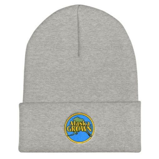 Alaska Grown Beanie Stocking Hat