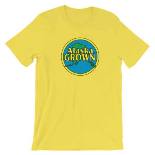 Alaska Grown T-Shirt