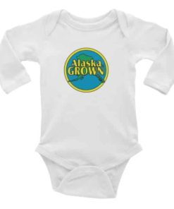 Alaska Grown Onesie